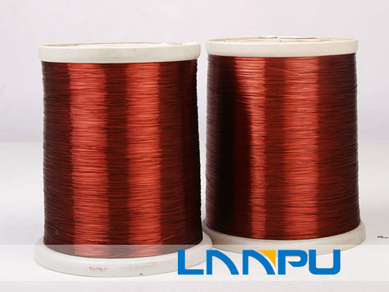ENAMELED COPPER CLAD ALUMINUM WIRE(ECCA)