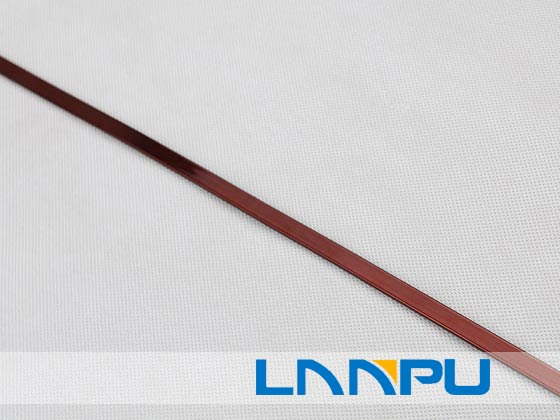 enameled flat copper wire company